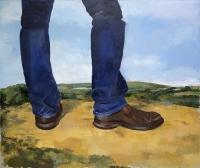 oil on canvas, 160 x 190 cm