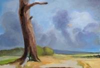oil on canvas, 120 x 175 cm