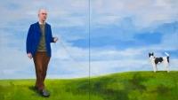oil on canvas, 200 x 350 cm