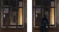 oil on canvas, 175 x 130 cm (x 2)