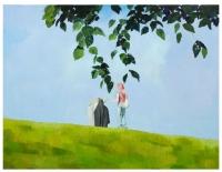 oil on canvas, 145 x 190 cm